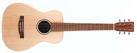 Little Martin Acoustic Guitar