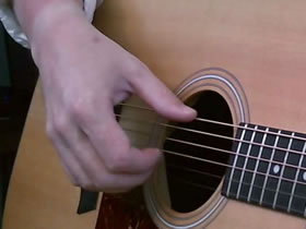 Guitar Fingerpicking Basics Exercise - 1
