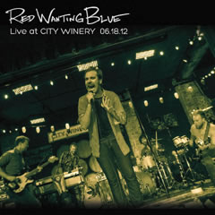 Red Wanting Blue Live - City Winery NYC - June 18th 2012