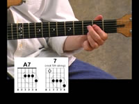 On Screen Chord Charts