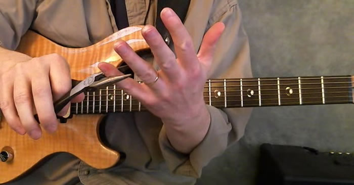 Guitar Pinky Exercise