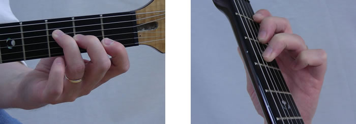 F Chord Guitar Finger Position Help With a Basic F Ch...