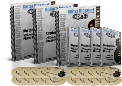 Rhythm Guitar Mastery Books & DVDs