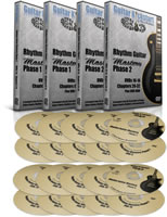 Rhythm Guitar Mastery DVDs