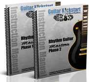 Rhythm Guitar Mastery Manuals