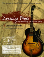 Sweeping Blues: 101 Sweep Picking Licks for Blues Guitar