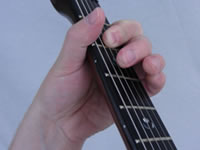 A Basic Guitar Chord Picture - Top - 2