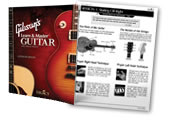Learn & Master Guitar Lesson Book