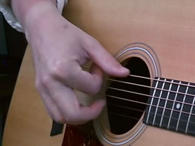 Guitar Fingerpicking Basics Exercise - 2