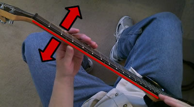 Guitar Truss Rod Explaination