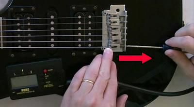 How to Set Intonation on Electric Guitar