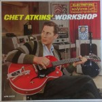 Chet Atkins' Workshop Record Cover