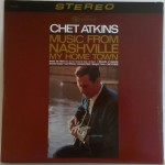 Music From Nashville, My Hometown Record Cover