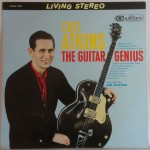 The Guitar Genius Record Cover