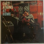 Chet Atkins at Home Record Cover
