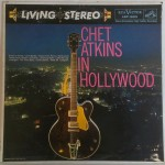 Chet Atkins in Hollywood Record Cover