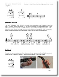 Rhythm Guitar Mastery Chapter 4