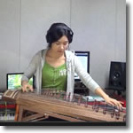 Jammin' Stevie Ray Vaughan on a Gayageum