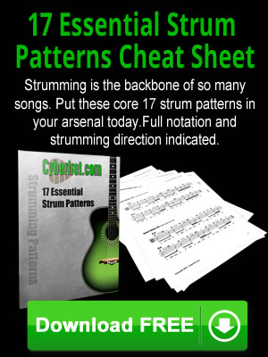 Learn 17 Essential Strum Patterns