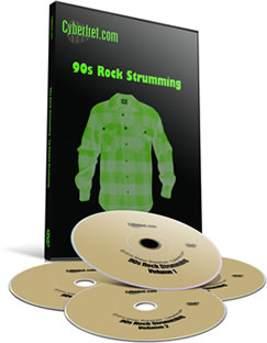 90 Rock Strumming DVDs