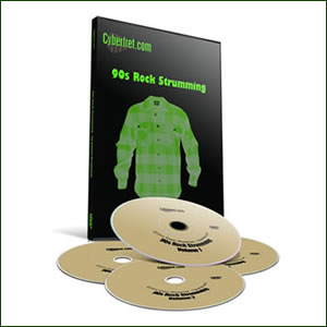 90 Rock Strumming Songs