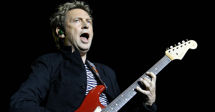 Andy Summers Police sus2 Chord