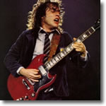 Angus Young You Shook Me All Night Long Lick