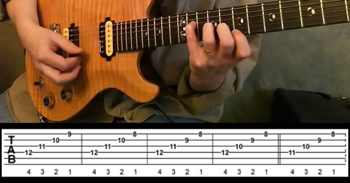Finger Stretching Exercises For Guitar