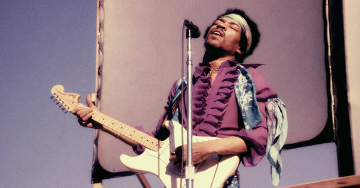 "Jimi Hendrix ""Wind Cries Mary"" Guitar Lick"