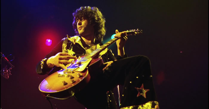 """Jimmy Page """"Whole Lotta Love"""" Guitar Lick"""