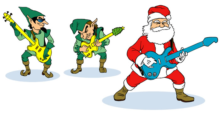 Jingle Bell Rock Chords