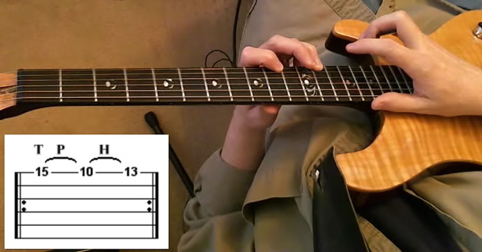 Guitar Tapping Basics